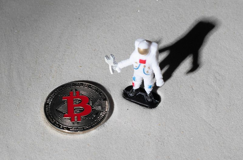 Tourism is changing quickly, and we could all become space tourists—a new use case for Bitcoin?
