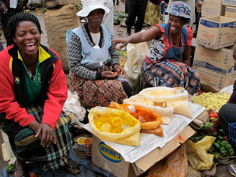 These smiling entrepreneurs in Zimbabwe struggle with fragile financial systems, but are given new hope by crypto