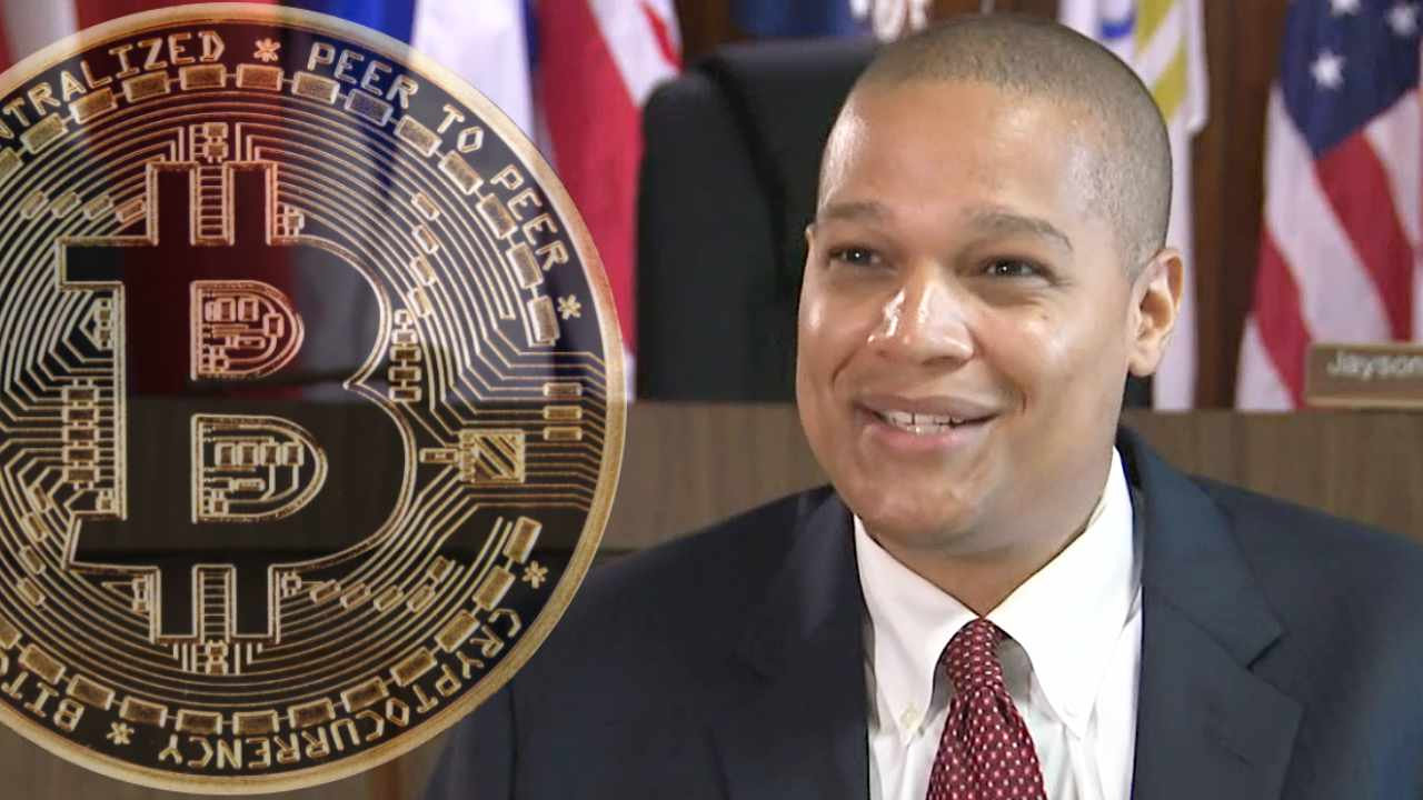 Mayor Jayson Stewart believes in the life-changing effects of wise investments into crypto. Via Bitcoin.com